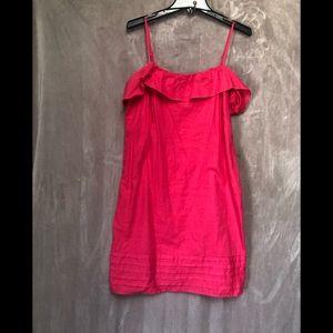 Loft dress sz 8 short sleeveless